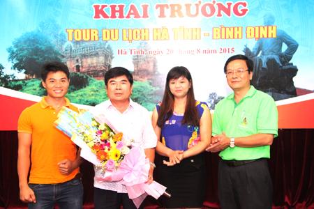 Khai trương tour du lịch Hà Tĩnh – Bình Định