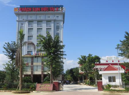 Khách sạn Đức Tài 2, Thị trấn Hương Khê
