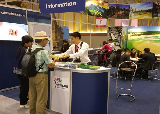 Hà Tĩnh tham gia Hội chợ du lịch quốc tế Thailand Travel Mart 2016