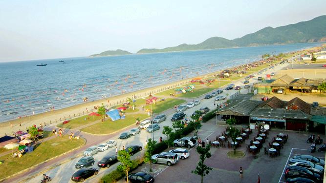 Bãi tắm Xuân Hải