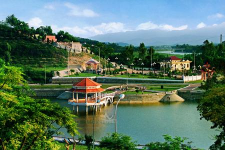 Khu di tích cố Tổng Bí thư Trần Phú