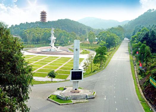 Đầu tư Dự án Khu dịch vụ du lịch - cây xanh - thể dục thể thao tại xã Đồng Lộc