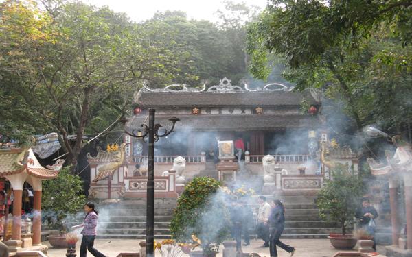 Giới thiệu đền chợ Củi, Nghi Xuân, Hà Tĩnh